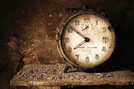 Les outrages du temps