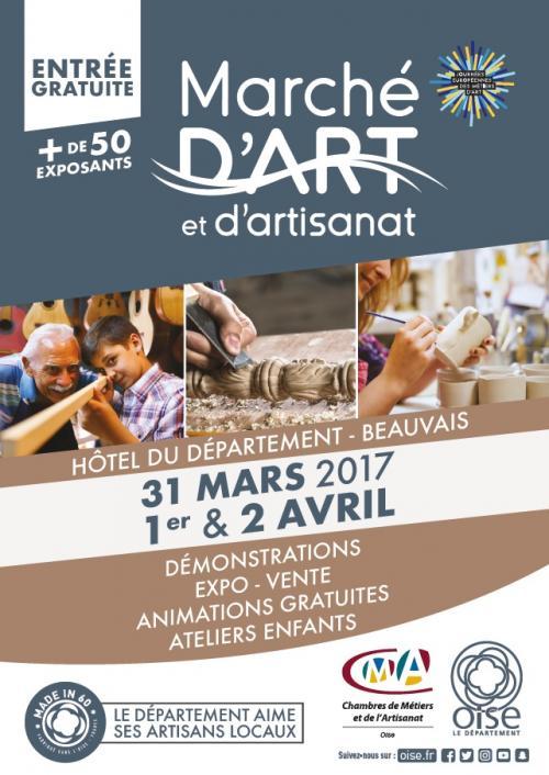 Marché d'Art et d'Artisanat 2017