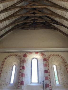 Restauration Eglise Méguillaume