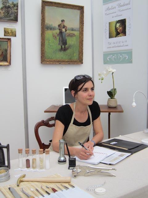 Salon JEMA 2017 Atelier Badeuil