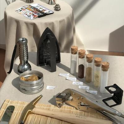 Atelier Badeuil - Salons