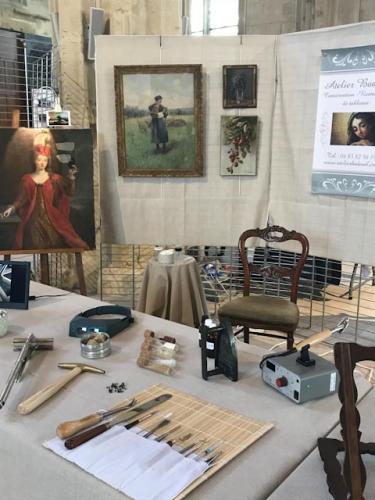 JEMA 2018 Atelier Badeuil