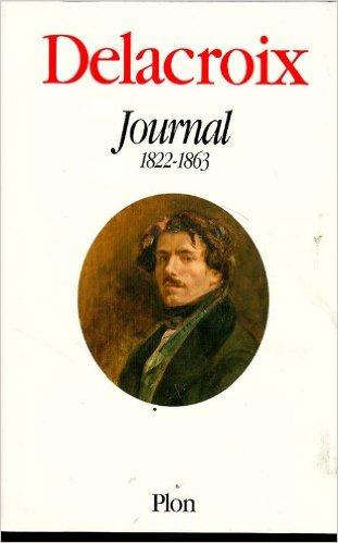 Livre Journal de Delacroix