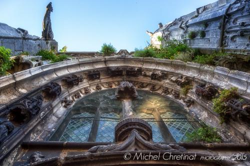 Eglise St Pierre de Senlis par Michel Chretinat
