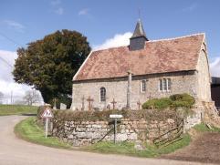 Eglise de Méguillaume après restauration